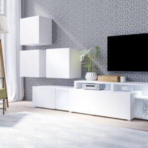 Systémový nábytek VENTO 1 Bílý