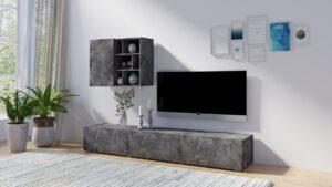 Systémový nábytek AKSEL 09
