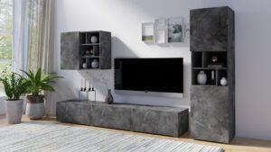 Systémový nábytek AKSEL 10