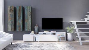 Systémový nábytek VENTO 2 Canyon malovany kov