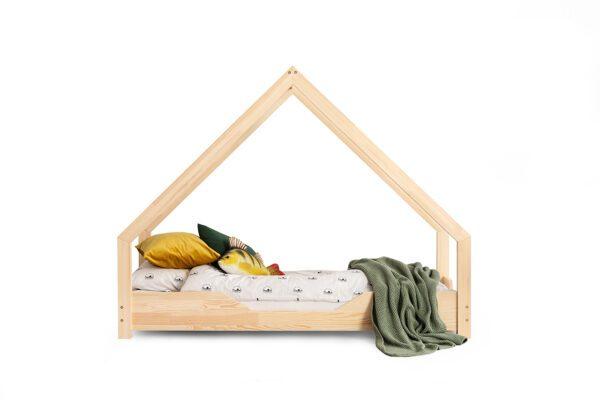 Dřevěná postel BILL