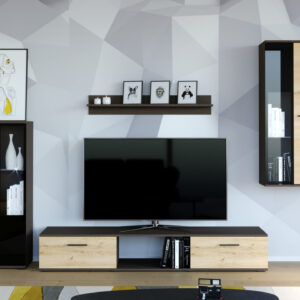 Stylová obývací stěna SALSA Matera / Artisan