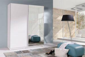 Trendy šatní skříň s posuvnými dveřmi BATUMI 2 150
