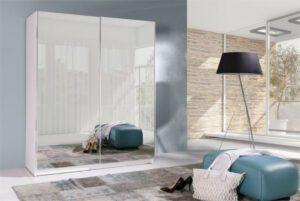 Moderní šatní skříň s posuvnými dveřmi BATUMI 6 150