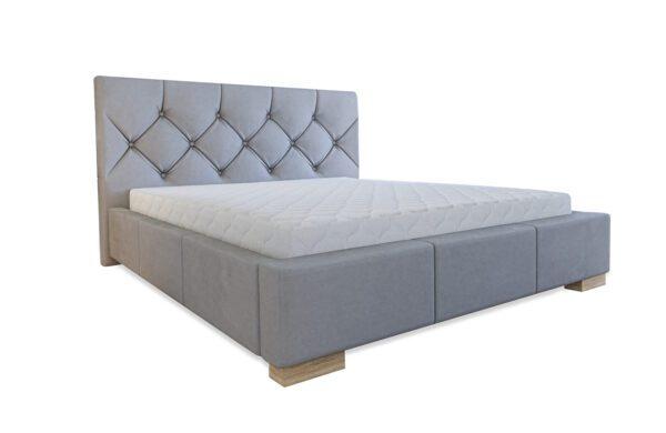 Čalouněná postel DELLO 200x200