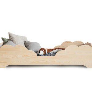 Dřevěná postel FENEK