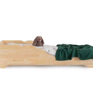 Dřevěná postel HOMIE