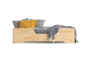 Dřevěná postel LUIS