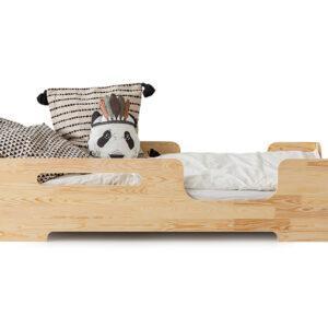 Dřevěná postel PANDA