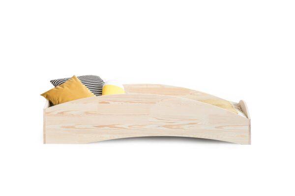 Dřevěná postel CUNNY