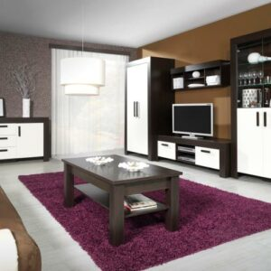 Luxusní nábytek CEZAR sestava 5 milano/crem