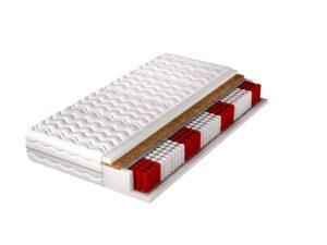 Matrace kapsičková DOTA multipocket latex visco