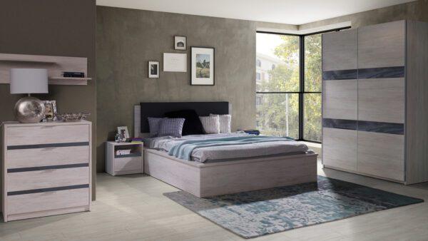 Moderní ložnice DENVER 14