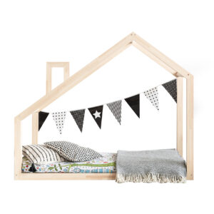 Dřevěná postel FILO