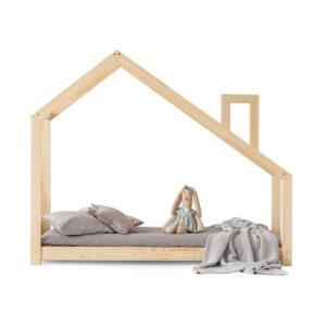 Dřevěná postel ELZA