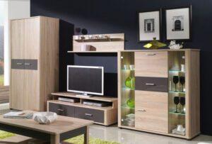 Moderní systémový nábytek FILL 1