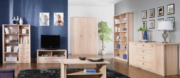 Moderní systémový nábytek FINEZJA sestava 2