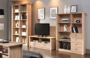Levný systémový nábytek FINEZJA sestava 3