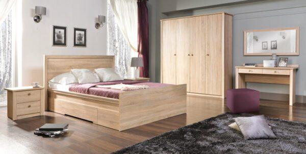 Stylový nábytek do ložnice FINEZJA sestava 7