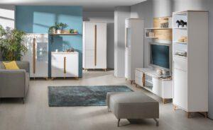 Moderní obývací pokoj GAPPA Sestava 3