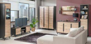 Moderní obývací pokoj GAPPA Sestava 8