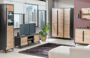 Moderní obývací pokoj GAPPA Sestava 9