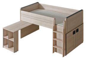 GM15 Patrová postel s psacím stolem GUMI
