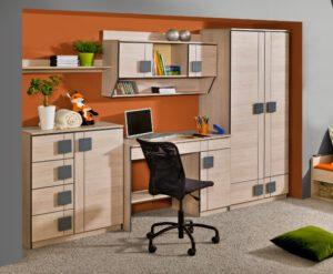 Levný nábytek do dětského / studentského pokoje GUMI 8