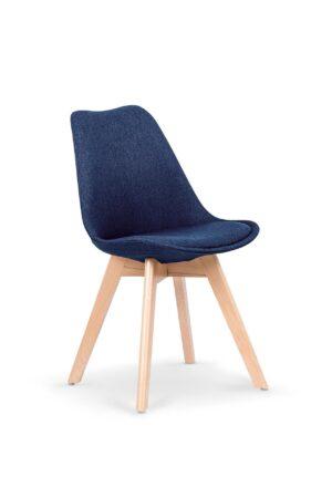 Židle K303 tmavě modrá