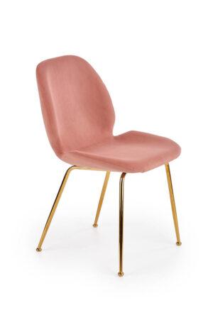 Židle K381 ružová