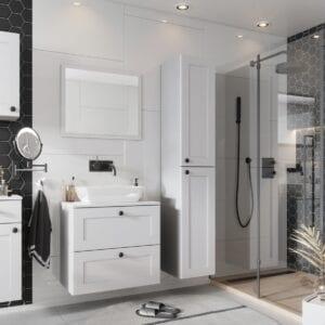 Koupelna SENJA 2 bílý