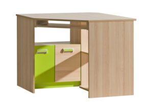 LR11 Rohový psací stůl LORENTO