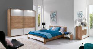 Moderní nábytek do ložnice LATIKA Sestava 5
