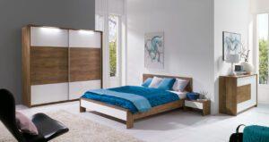 Moderní nábytek do ložnice LATIKA Sestava 1