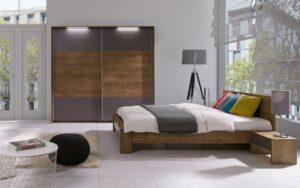 Moderní nábytek do ložnice LATIKA Sestava 4