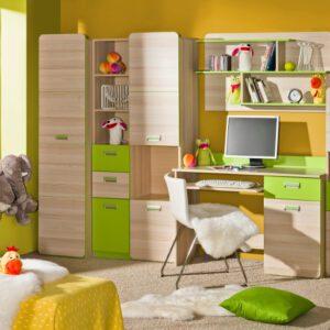 Levný nábytek do dětského pokoje LORENTO 2
