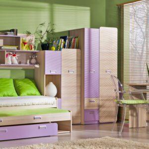 Moderní nábytek do dětského pokoje LORENTO 4