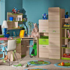 Stylový nábytek do dětského pokoje LORENTO 5