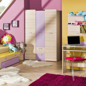 Trendy nábytek do dětského pokoje LORENTO 7