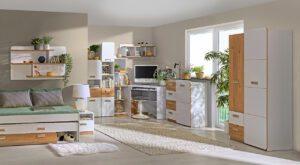 Moderní nábytek do dětského pokoje LORENTO 10