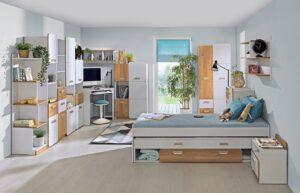 Moderní nábytek do dětského pokoje LORENTO 9