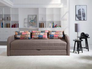 Čalouněná postel RAFAŁ B