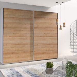 Šatní skříň s posuvnými dveřmi LUX 25