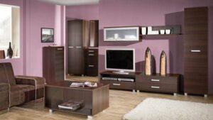 Luxusní obývací pokoj MAXIMUS Sestava 15