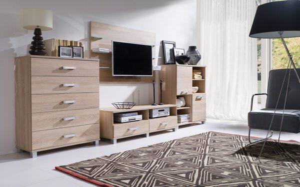 Moderní obývací pokoj MAXIMUS Sestava 31