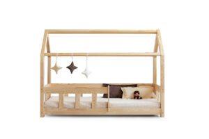 Dřevěná postel SPARROW