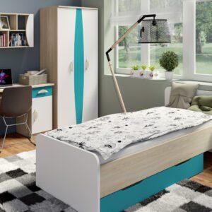 Moderní nábytek pro děti TENUS II Sestava 11