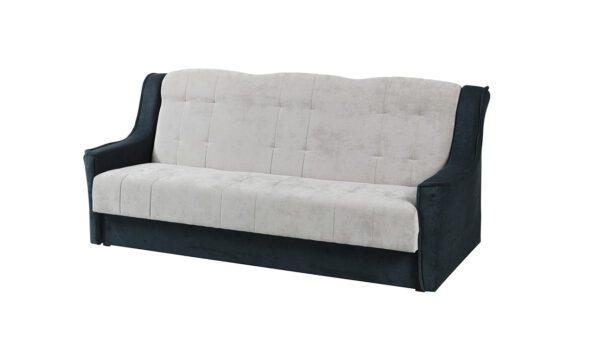 Klasický gauč NIAGARA tmavý ibiza