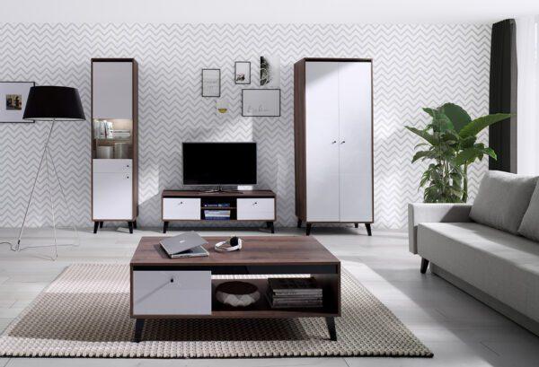 Obývací stěna OVIEDO GLOSS 5