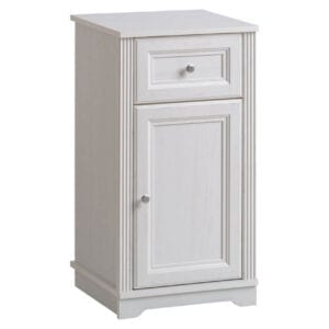 Skříňka nízká CASTEL 810 Bílý
